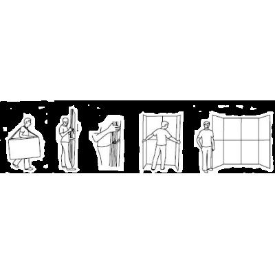 Fold-up стандарт