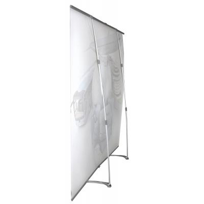 L-баннер составной (телескопический)