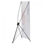 X-баннер CТАНДАРТ (60x160 см)